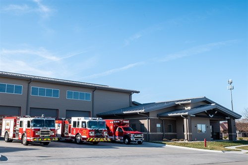 LFR Fire Station #10
