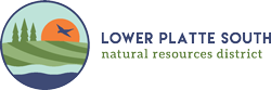 Lower Platte South Natural Resources District logo