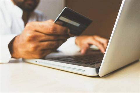 Making payments online